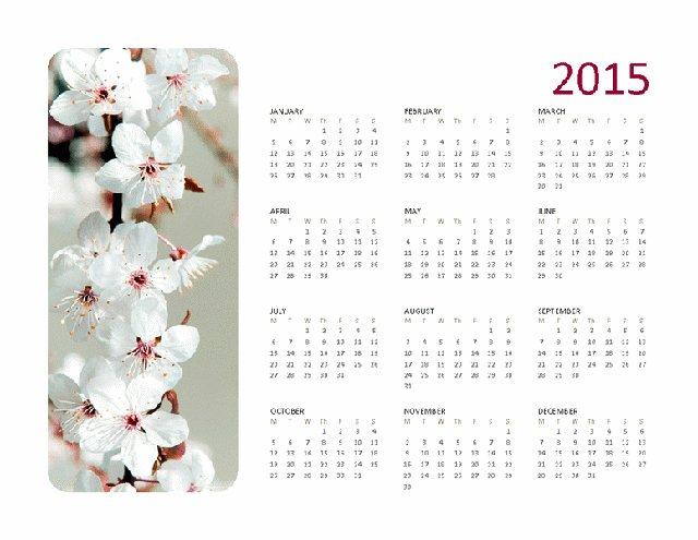 Cómo crear un calendario 2015 en Publisher – Blog ParaLideres.org